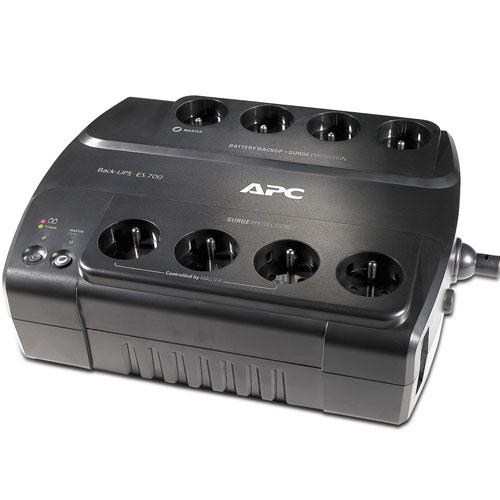 Onduleur Off Line APC Back-UPS ES 700VA et 405Watt