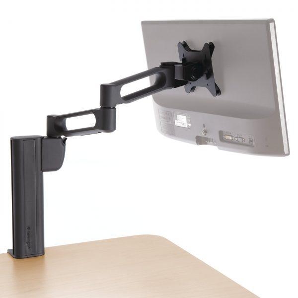 bras articule pour ecran avec extension